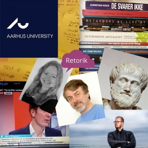 Retorik, deliberation og kommunikation - featuring Christian Kock, Aristoteles og Esben Bjerregaard Nielsen