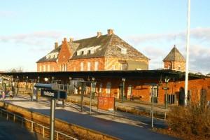 progymnasmata - Beskrivelse af Holstebro station
