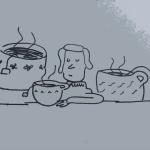 ikke min kop te