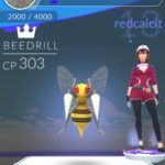 pokemon go beedrill