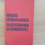 gentænkning af demokrati og grundloven