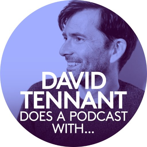 Anmeldelse af podcast - david tennant does a podcast with