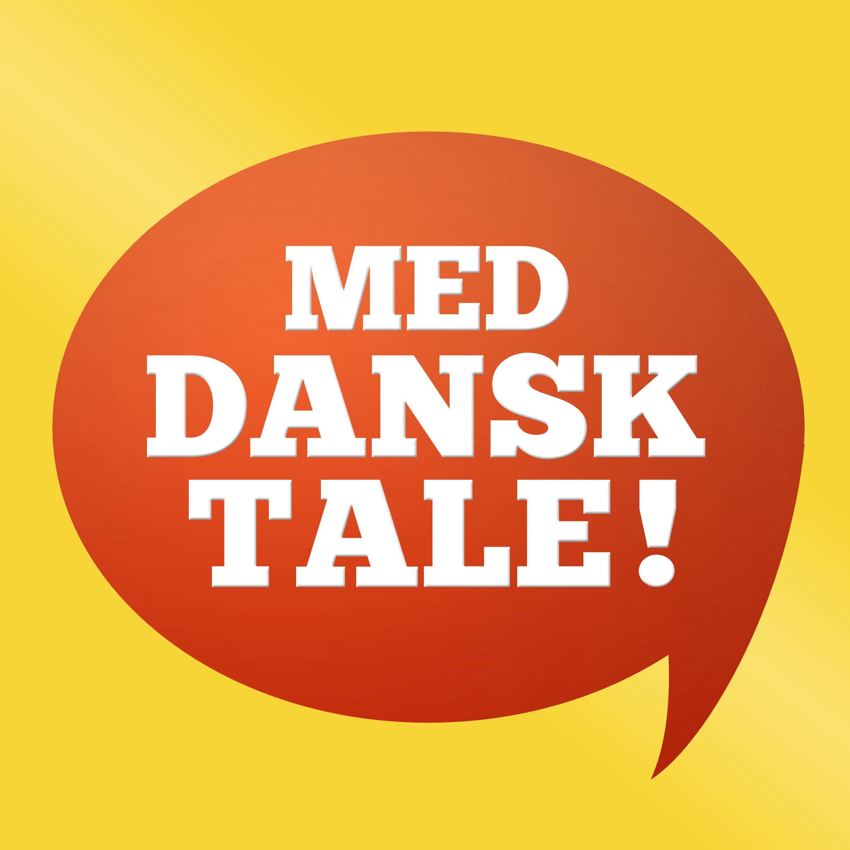 Anmeldelser af podcasts - med dansk tale